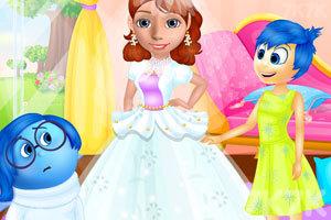 《莱利的婚纱》游戏画面1