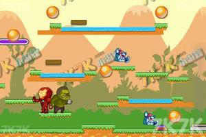《最Q超级英雄2无敌版》游戏画面3