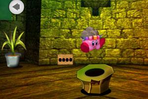 《逃出废弃黑暗城堡》游戏画面1