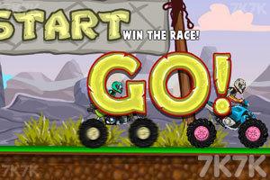《越野车大挑战》游戏画面3