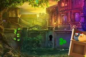 《班克斯城堡逃脱》游戏画面1