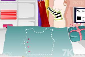 《时尚博主的装扮》游戏画面3