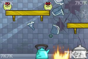 《家中灭鼠3选关版》游戏画面3
