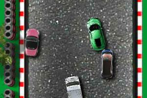 《飙车竞赛》游戏画面1