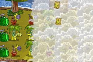 《水果保卫战僵尸版3》游戏画面2