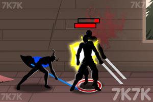 《暗影女忍者》游戏画面4