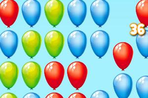 《彩色气球消消看》游戏画面1