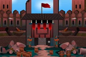 《逃出城堡监狱》游戏画面1