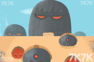 《机器堡垒防御战无敌版》游戏画面1