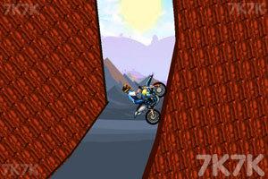 《丛林越野摩托》游戏画面4