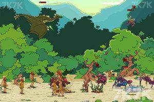 《远古生存之战中文版》游戏画面6