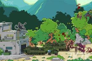 《远古生存之战中文版》游戏画面2
