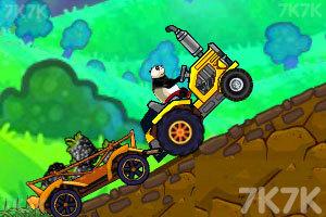 《熊猫运输车》游戏画面3