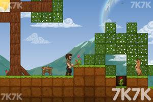 《猎人求生中文版》游戏画面1