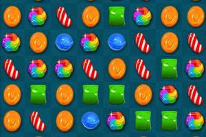 《甜美糖果对对碰》游戏画面1