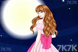 《月光下的女神》游戏画面1