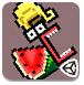 饥饿的水果