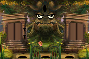 《河流城堡逃脱》游戏画面1