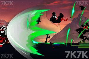 《火柴人联盟1.1无敌版》游戏画面4