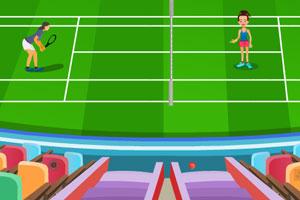 《逃离温布顿网球2016》游戏画面1