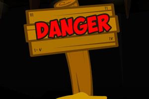 《逃出危险洞穴》游戏画面1
