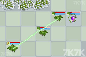 《外星植物大战中文版》游戏画面3