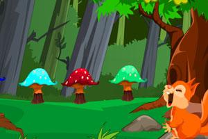 《迷你森林逃脱》游戏画面1
