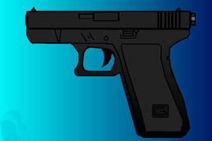 《格洛克17式手枪》游戏画面1