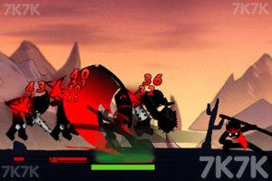 《火柴人联盟1.2无敌版》游戏画面5
