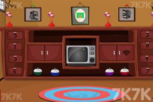《逃出乡村的房子》游戏画面3