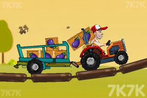 《农场运输车》游戏画面2