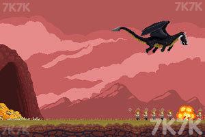 《龙巢宝藏》游戏画面2