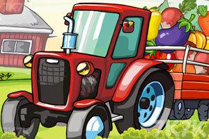 《农场运输车》游戏画面1