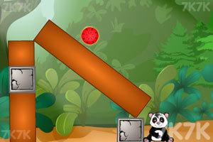 《熊猫吃西瓜》截图5