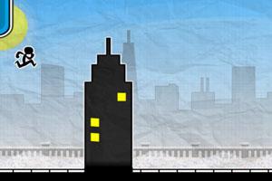 《奔跑吧小黑》游戏画面1