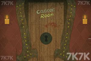 《小丑卧室逃脱》游戏画面2
