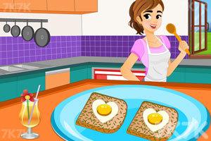《妈妈的南瓜面包》游戏画面1