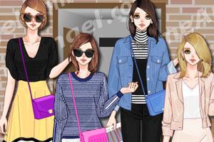 韩式时尚女装