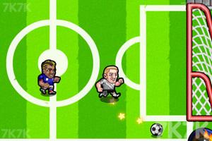 《热血足球大战》游戏画面4