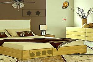 《光亮的客厅逃脱》游戏画面1
