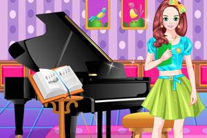 钢琴老师莫瑞