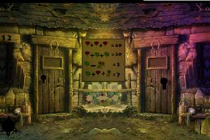 《逃出鬼屋》游戏画面1