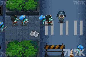 《战僵特警》游戏画面4