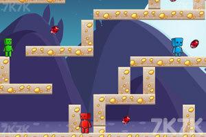 《冰火人面兽》游戏画面3