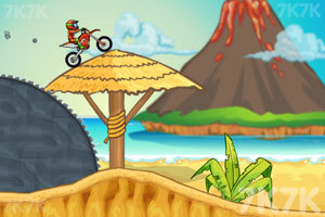《摩托障碍挑战3》游戏画面8