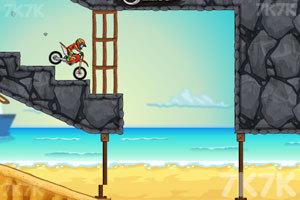 《摩托障碍挑战3》游戏画面9