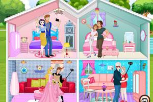 《布置公主房》游戏画面1