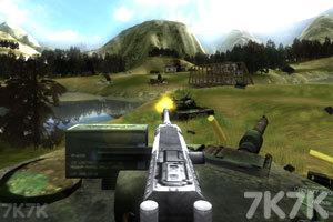 《3D装甲骑兵》游戏画面2