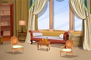 《城堡套房逃脱》游戏画面1