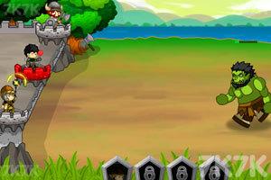 《丧尸军团来袭》游戏画面4